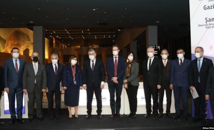 AB'den Gaziantep'e ENHANCER projesi için 32 Milyon Euro Destek