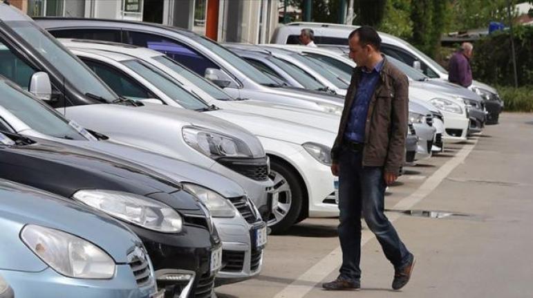İkinci el araç piyasası durma noktasına geldi