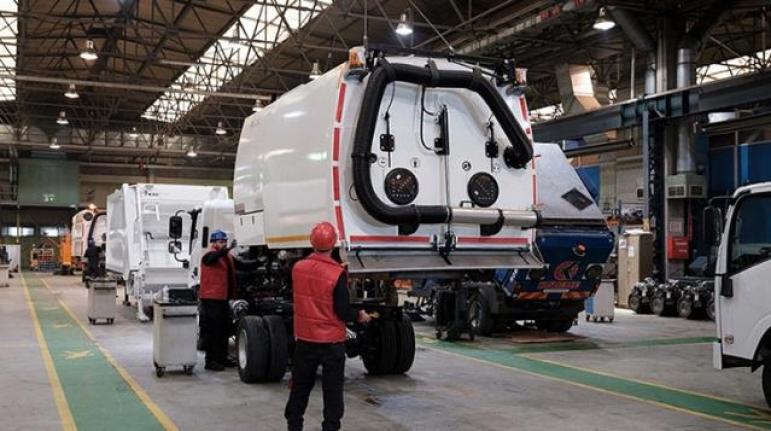 Türk firmasından 46 ülkeye yerli üretim 'atık teknolojileri' ihracatı! Toplam değeri 70 milyon lira