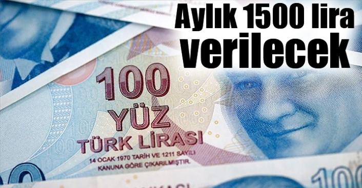 Esnafa yeni destekler yolda: 'aylık 1500 lira verilecek'