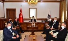 TARSİM, Gaziantep'te saha incelemeleri yaptı
