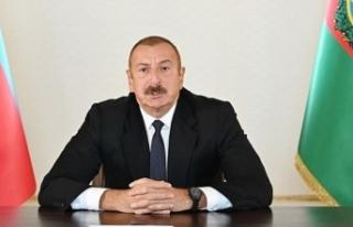 Aliyev: Karabağ'ın imarı için Türk şirketlerle...