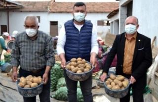 TMO'nun patates alımı çiftçilerin yüzünü...