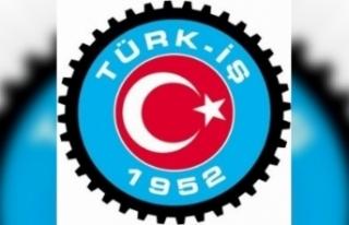 TÜRK-İŞ Mayıs ayı açlık ve yoksulluk sınırı...