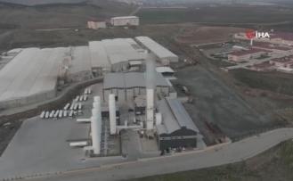 Kahramanmaraş'ta 600 kat küçültülen endüstriyel gazlar Avrupa ve Ortadoğu ülkelerine ihraç ediliyor