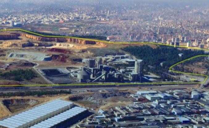 Limak'ın Gaziantep'teki eski fabrikası yeni cazibe merkezine dönüşecek